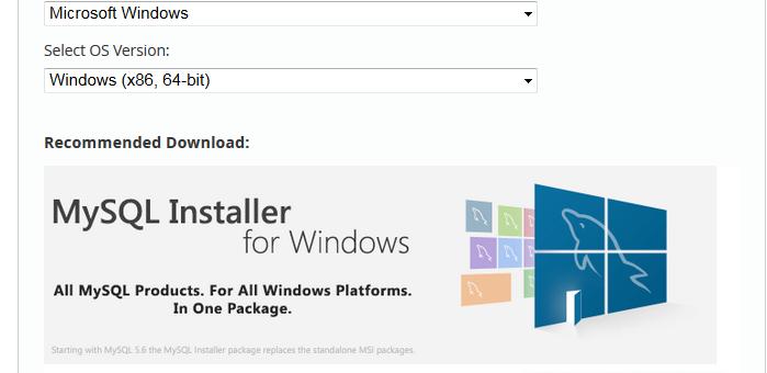 Установка MySQL на Nano Server с помощью PowerShell