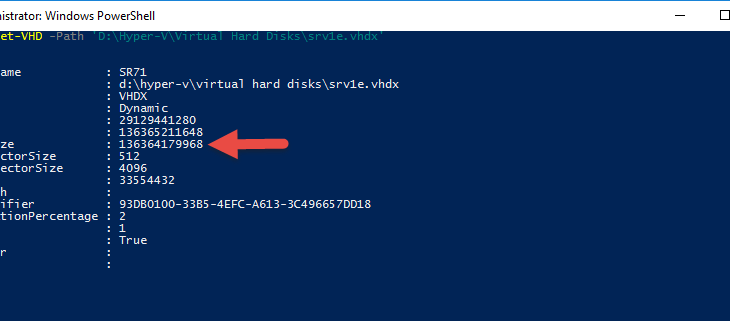 Конвертация, изменения размеров и оптимизация VHD и VHDX файлов с помощью PowerShell