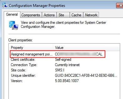 Установка агентов SCCM на компьютеры в рабочей группе