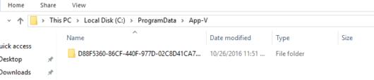 C:\ProgramData\AppV