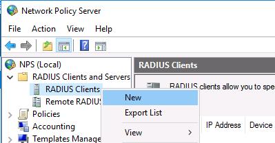 raduis новый клиент