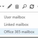 Office 365 mailbox hybrid