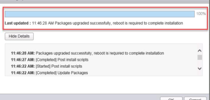 Обновления сервера vCSA (vCenter Server Appliance) без доступа в интернет