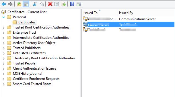 Создание самоподписанных корневых и клиентских сертификатов с помощью Makecert