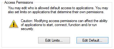 dcom-Access-Permissions
